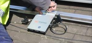 Spruce最近与Enphase签署一份20MW的产品协议。图片来源:Enphase