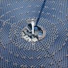 内华达Crescent Dunes这下去。正在进行投产嗯这次。图片来源卡询问:SolarReserve