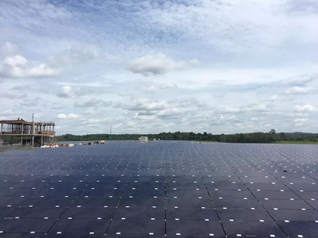 山东中盛阳光能源_逐鹿马来中盛能源12MW光伏发电项目成功并网发电|PV-Tech每日光