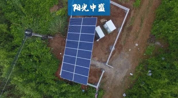 山东中盛阳光能源_中盛能源芜湖铁塔首批340KW分布式光伏发电项目开建|PV-Tech每日